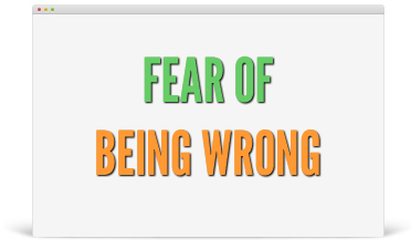 gay-problems-fear-of-being-wrong
